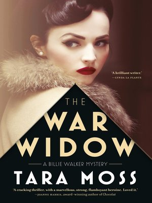 cover image of War Widow