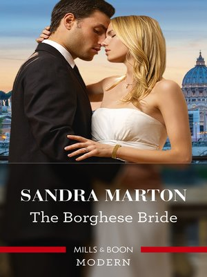 cover image of The Borghese Bride