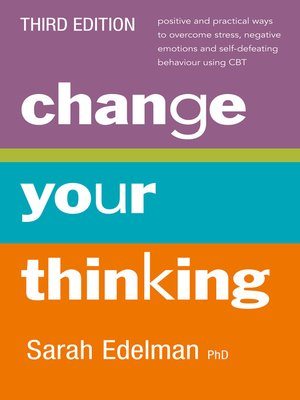 cover image of Change Your Thinking []