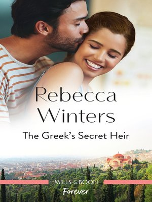 cover image of The Greek's Secret Heir