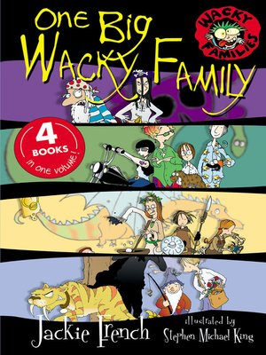 cover image of One Big Wacky Family