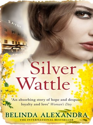 cover image of Silver Wattle