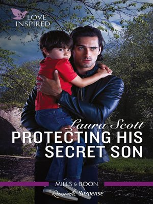 cover image of Protecting His Secret Son