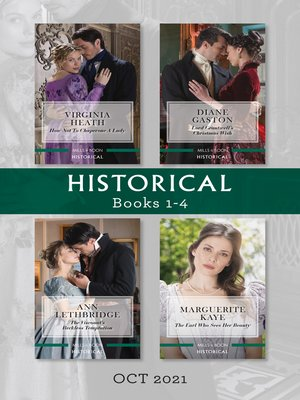 cover image of Historical Box Set, October 2021