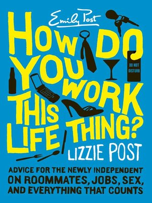cover image of How Do You Work This Life Thing?