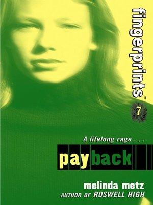 cover image of Fingerprints- Book 7: Payback