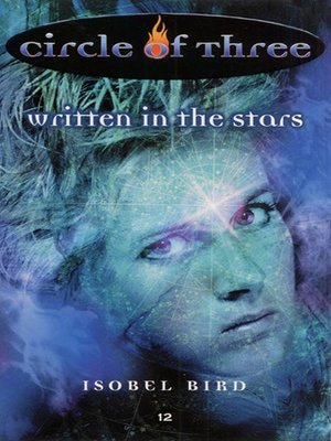 cover image of Circle of Three- Book 12: Written in the Stars