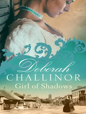 cover image of Girl of Shadows