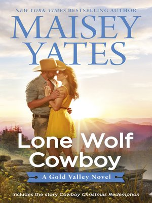 cover image of Lone Wolf Cowboy / Lone Wolf Cowboy / Cowboy Christmas Redemption