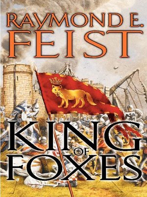 cover image of King of Foxes