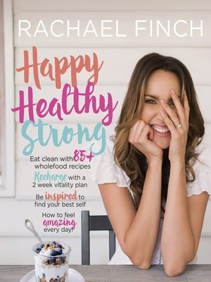 cover image of Happy, Healthy, Strong