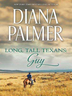 cover image of Long, Tall Texans--Guy (novella)