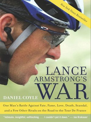 cover image of Lance Armstrong's War