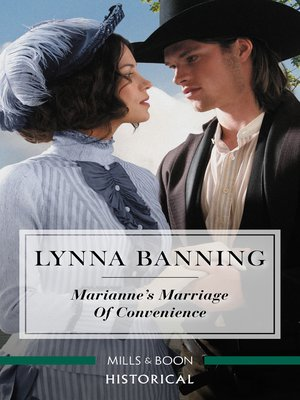 cover image of Marianne's Marriage of Convenience