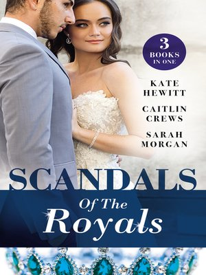 cover image of Scandals of the Royals / Princess From the Shadows / The Girl Nobody Wanted / Playing the Royal Game