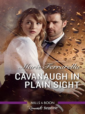 cover image of Cavanaugh in Plain Sight