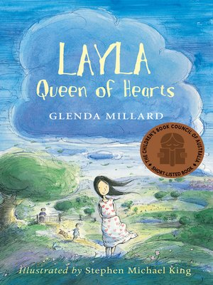 cover image of Layla, Queen of Hearts