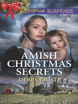 cover image of Amish Christmas Secrets