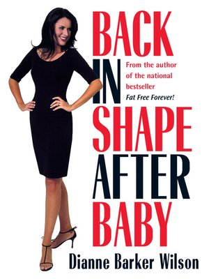 cover image of Back in Shape After Baby