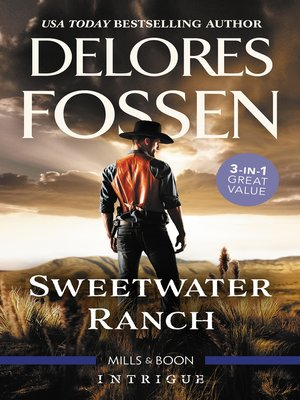 cover image of Sweetwater Ranch/Maverick Sheriff/Cowboy Behind the Badge/Rustling Up Trouble