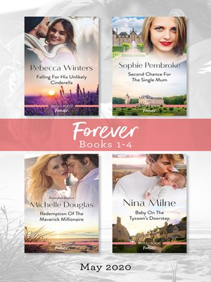 cover image of Forever Box Set 1-4 May 2020