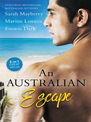 cover image of An Australian Escape--3 Book Box Set