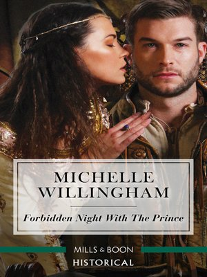 cover image of Forbidden Night With the Prince