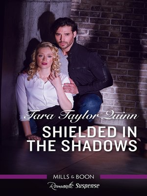 cover image of Shielded in the Shadows