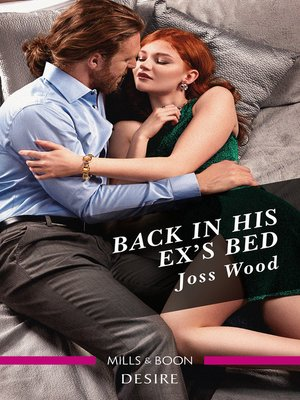 cover image of Back in His Ex's Bed
