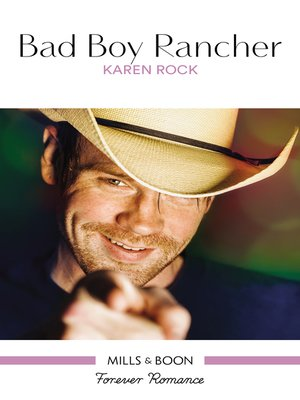 cover image of Bad Boy Rancher