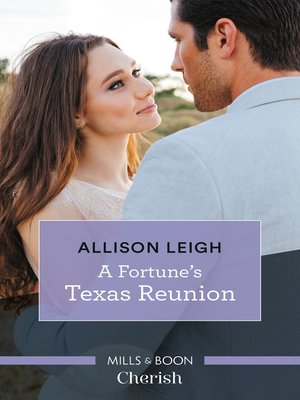 cover image of A Fortune's Texas Reunion