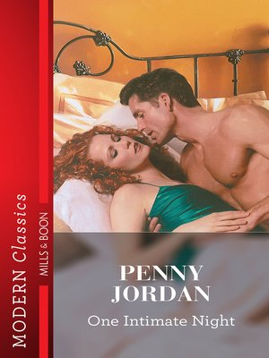 cover image of One Intimate Night