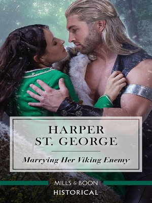 cover image of Marrying Her Viking Enemy