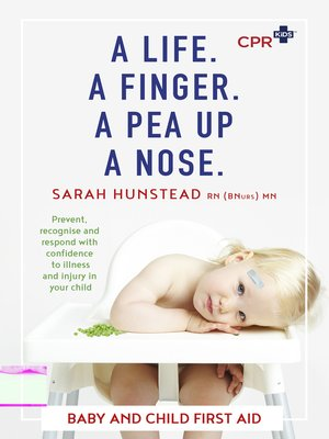 cover image of A Life, a Finger, a Pea Up a Nose