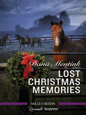cover image of Lost Christmas Memories