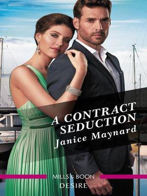 cover image of A Contract Seduction