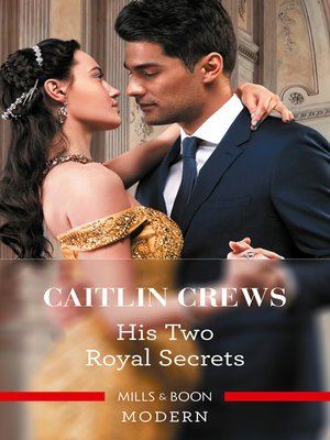 cover image of His Two Royal Secrets