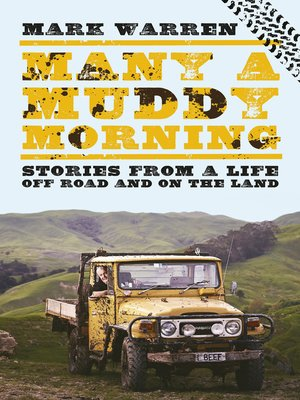 cover image of Many a Muddy Morning