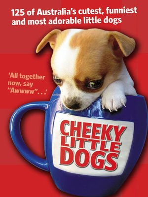 cover image of Cheeky Little Dogs
