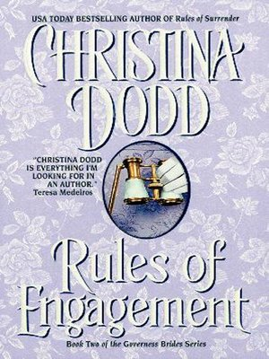 cover image of Rules of Engagement