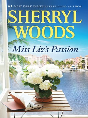 cover image of Miss Liz's Passion