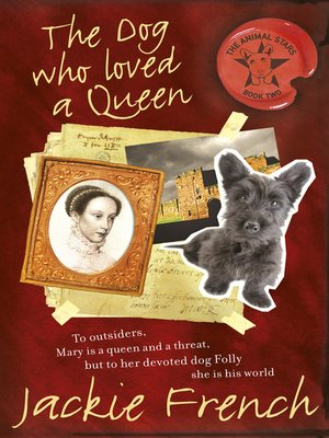 cover image of The Dog Who Loved a Queen