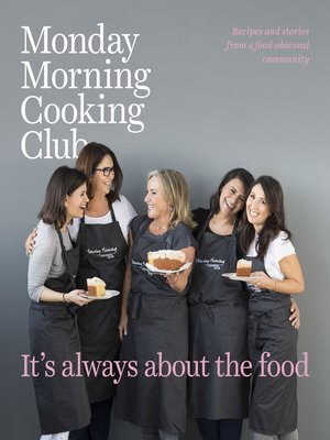 cover image of It's Always About the Food