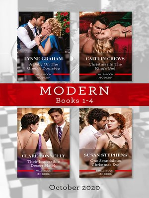 cover image of Modern Box Set 1-4 Oct 2020