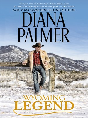 cover image of Wyoming Legend