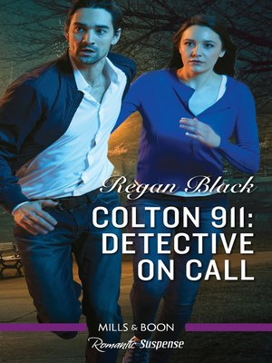 cover image of Colton 911: Detective on Call