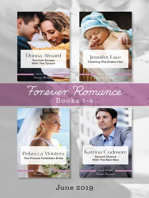 cover image of Summer Escape with the Tycoon/Claiming the Drakos Heir/The Prince's Forbidden Bride/Second Chance with the Best Man