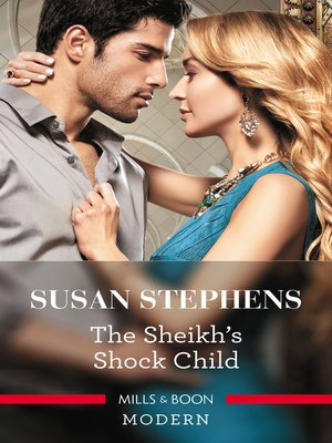 cover image of The Sheikh's Shock Child