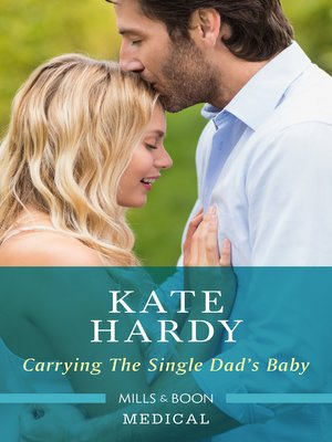 cover image of Carrying the Single Dad's Baby