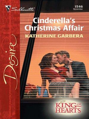 cover image of Cinderella's Christmas Affair